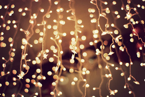 fairy lights