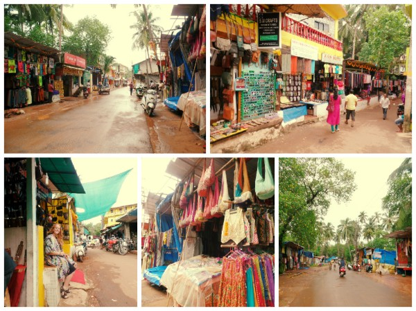 Arambol streets
