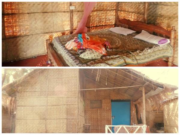 Ashvem Beach Hut