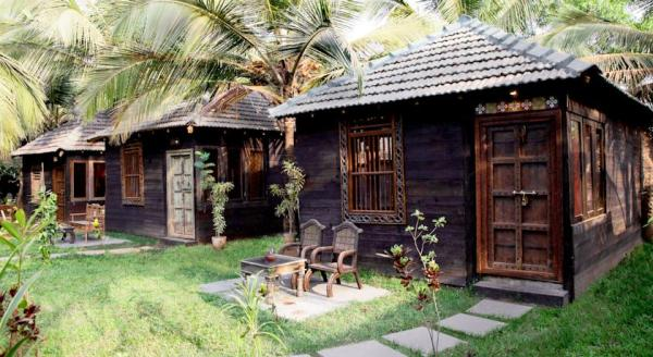 Leela Cottages